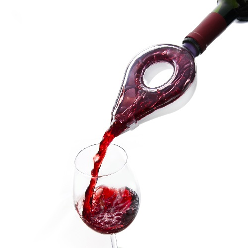 Vacuvin single glass wine areator