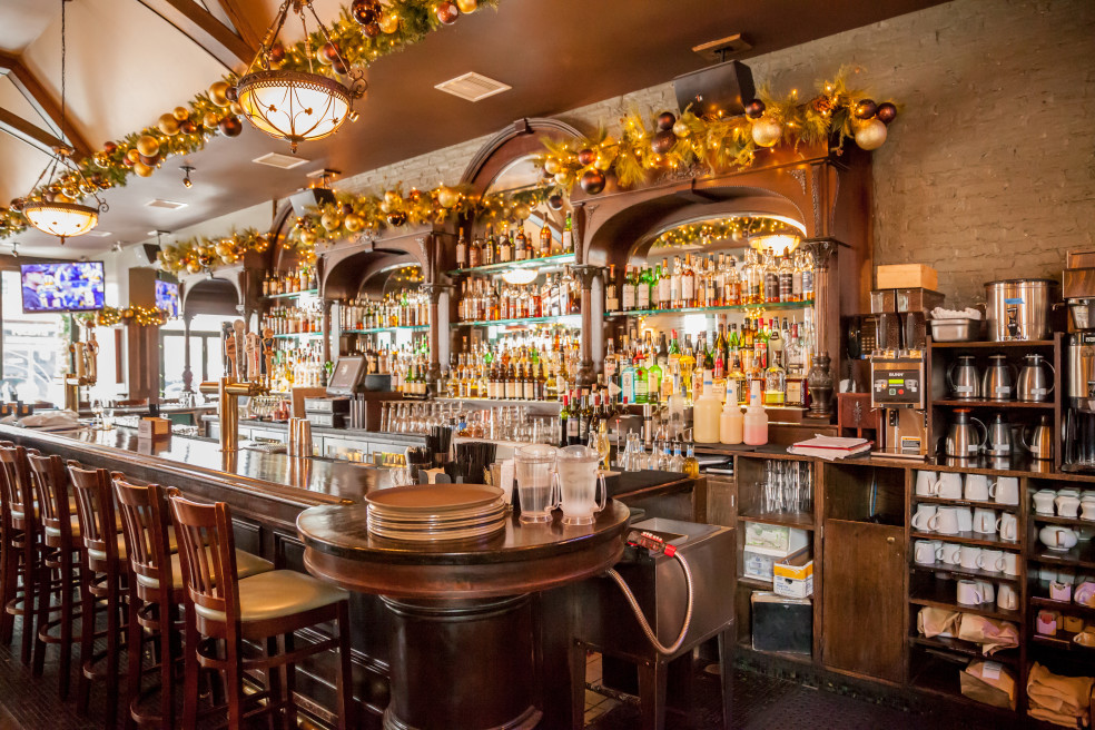 Custom Restaurant Bars-47